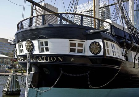USS_Constellation_Stern_1