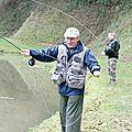 Trente ans de pêche à la mouche en langonnais