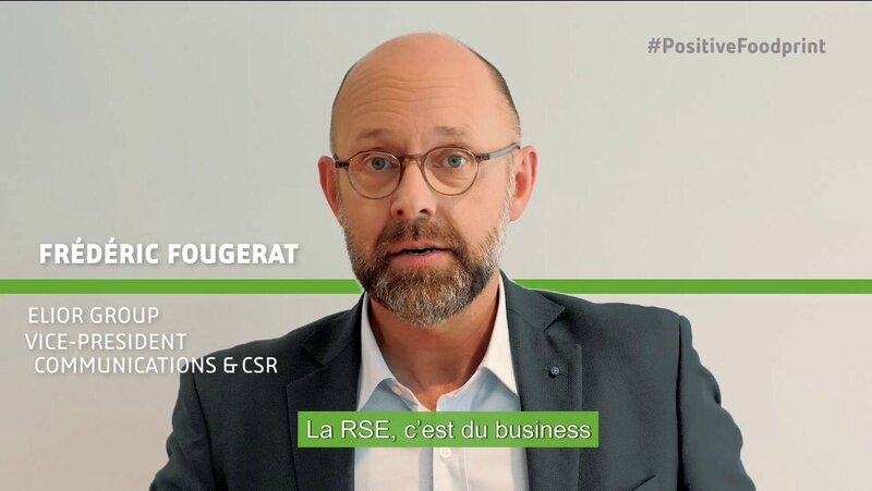 Frederic Fougerat - ELIOR GROUP - CSR IS BUSINESS