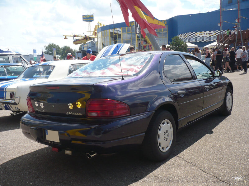 PLYMOUTH Breeze Sinsheim (2)