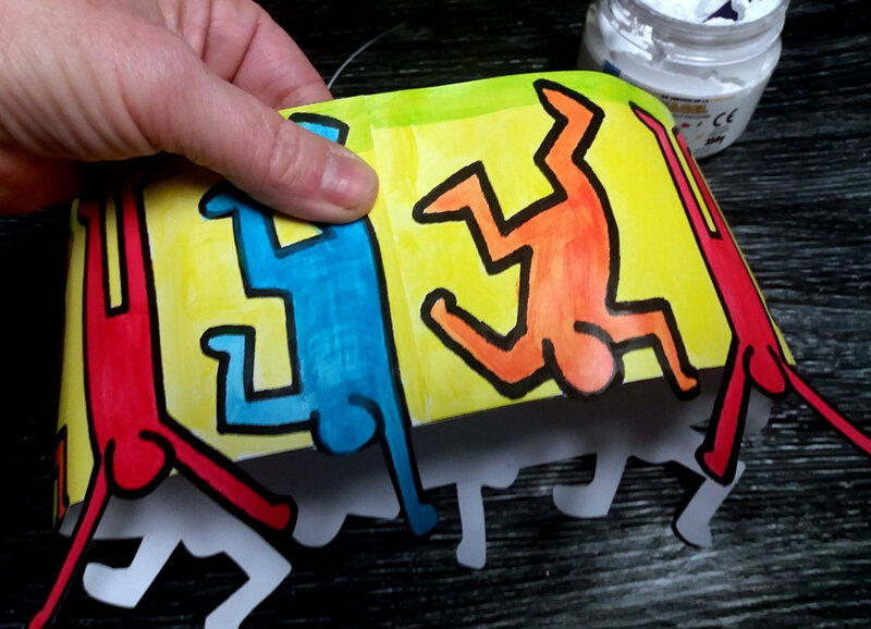 343-Couronnes-Couronne Keith Haring (24)