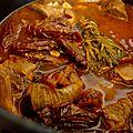 °ragoût de boeuf aux tomates séchées et câpres°