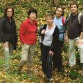 Urcy - randonnée du 15 octobre 2008