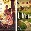 The legacy, de katherine webb