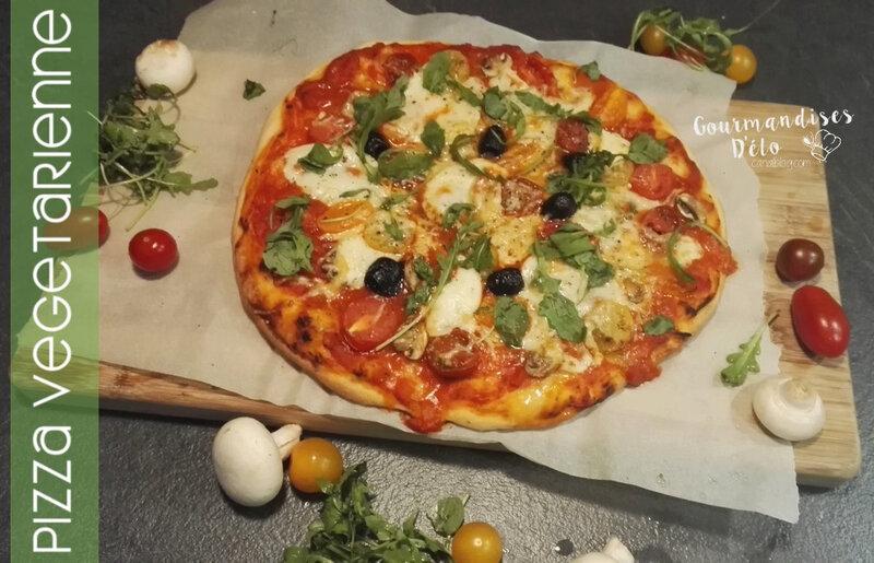 Pizza végétarienne (5)