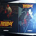 Hellboy , de mike mignola