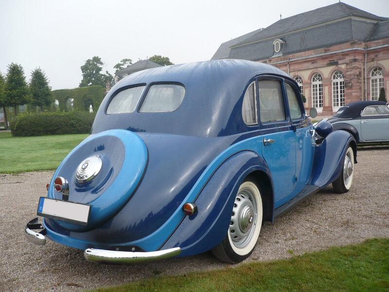BMW 326 berline 1938 Schwetzingen (2)