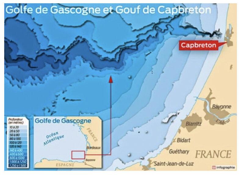 photo gouf de Cap-Breton