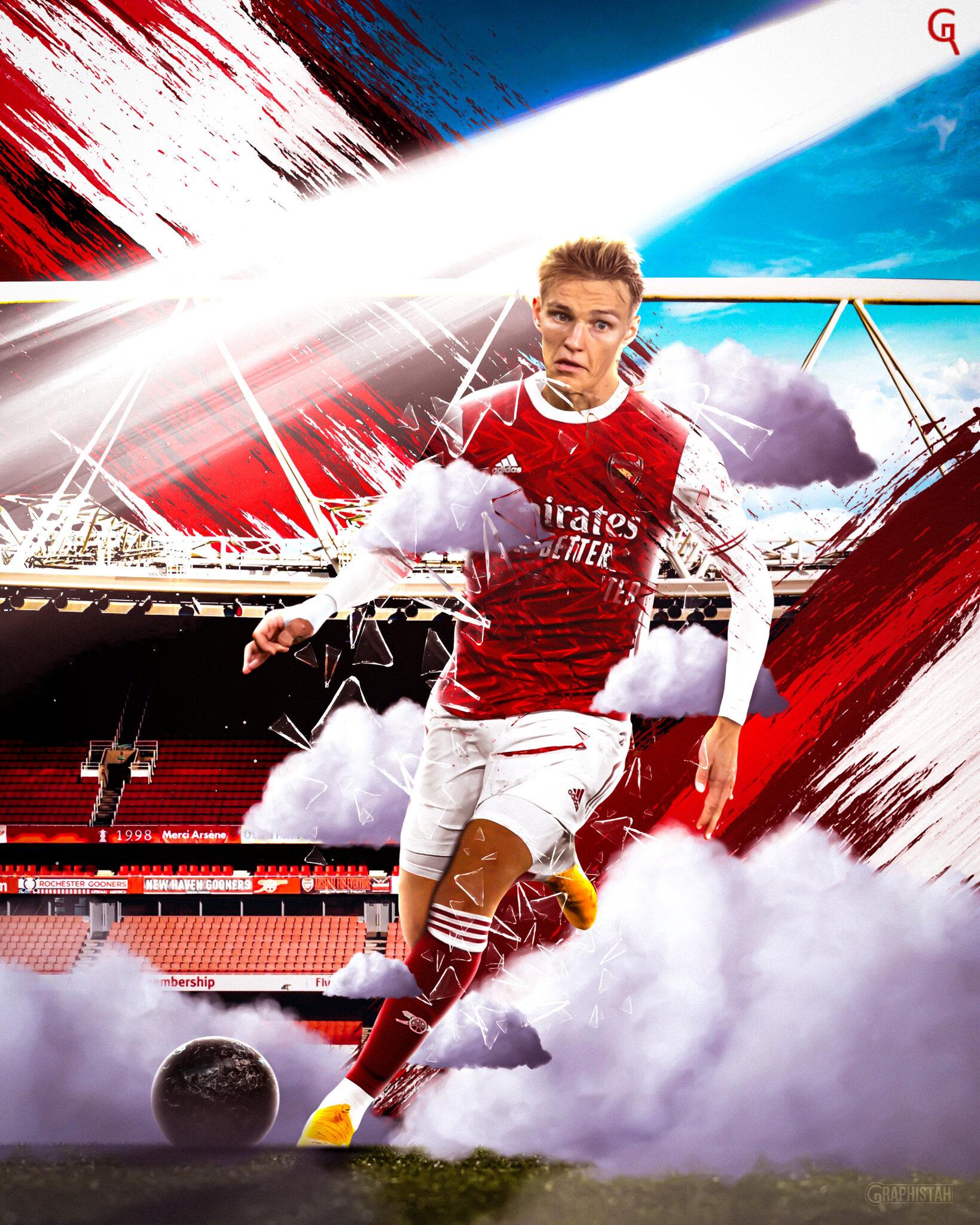 Ødegaard à Arsenal, c'est fait !