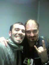 DREAM THEATER avec James LaBrie (Hellfest 2007) #1