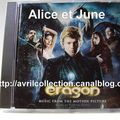 CD bande originale du film Eragon/Keep Holding On (2006)