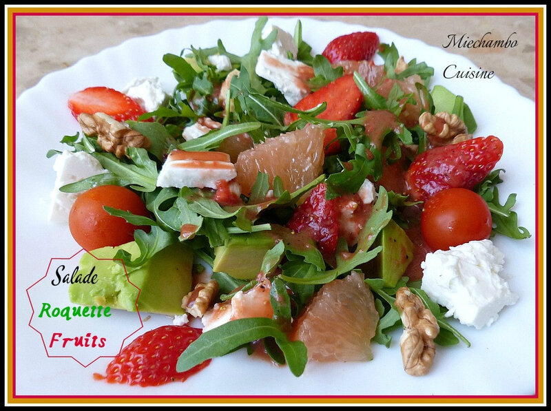 Fruits et Fromages
