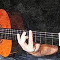Ma guitare...