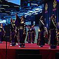 Japan Expo 2018 - European Yosakoi Show sur la scene Sakura (6)
