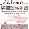 Champs libres, festival de la journée mondiale des femmes rurales