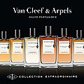 van cleef arpels collection extraordinaire