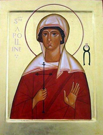 Sainte Appoline