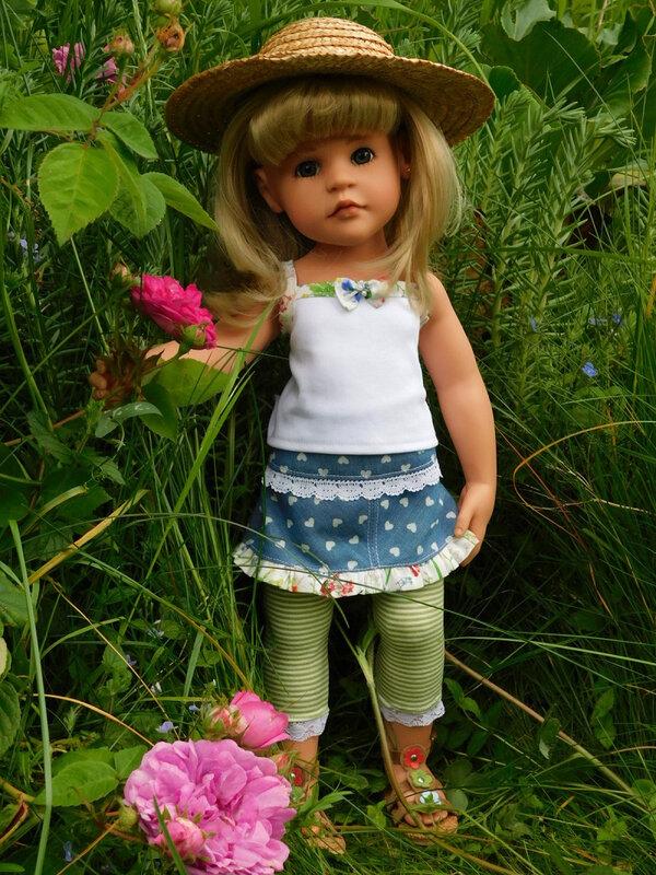 La poupée de la semaine: Giselle