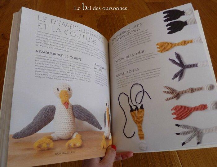 104 Blog La ménagerie des doudous-Les Oiseaux Kerry Lord Marabout Livre Explications