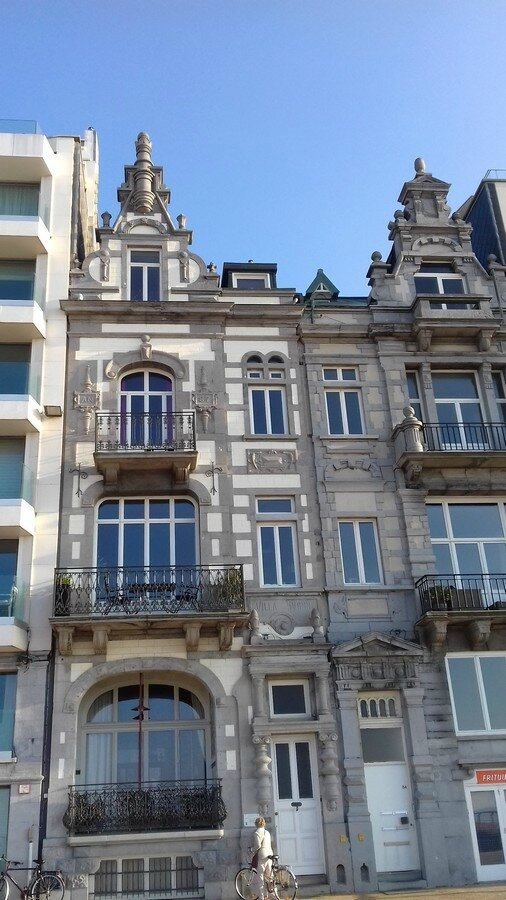 rencontre entre marie oostende