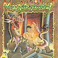 Moonshadow sur commodore 64