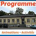 Quartier drouot - programme centre social et culturel...