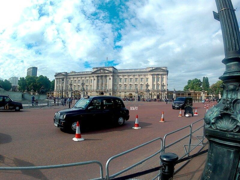 Londres en famille voyage voyager séjour Angleterre maman boucle d'or buckingham palace