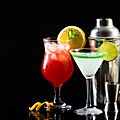Liste des cocktails