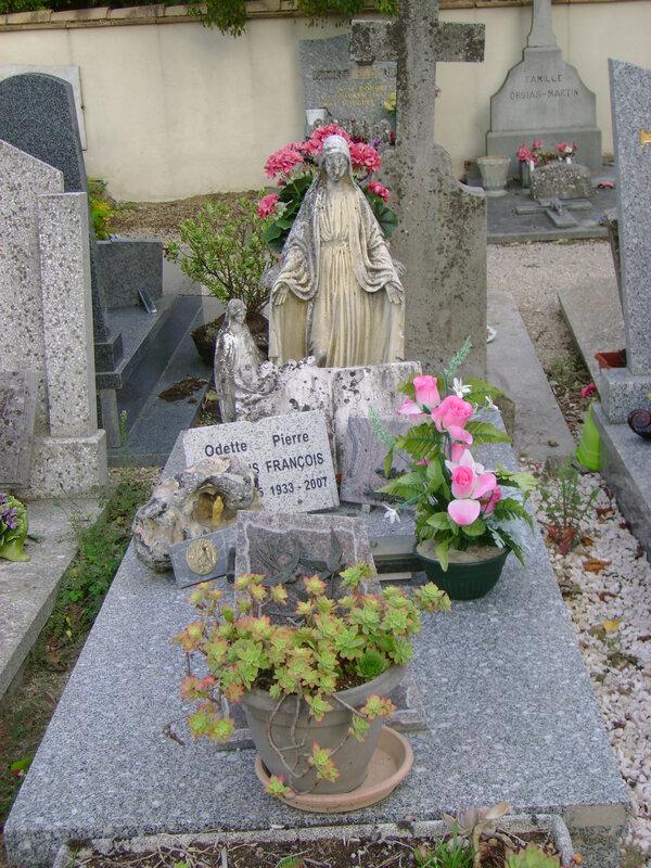 265 - Tombe de la famille François