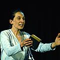 Théâtre à la maison : « iris » cie les mots d'images