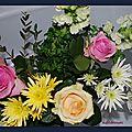 Bouquet du week end - sem 15
