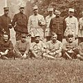 Le 43e rac, août 1914 - mars 1918