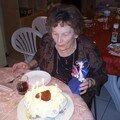 Bon anniversaire belle -maman!