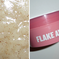 Le fameux exfoliant flake away de soap & glory !