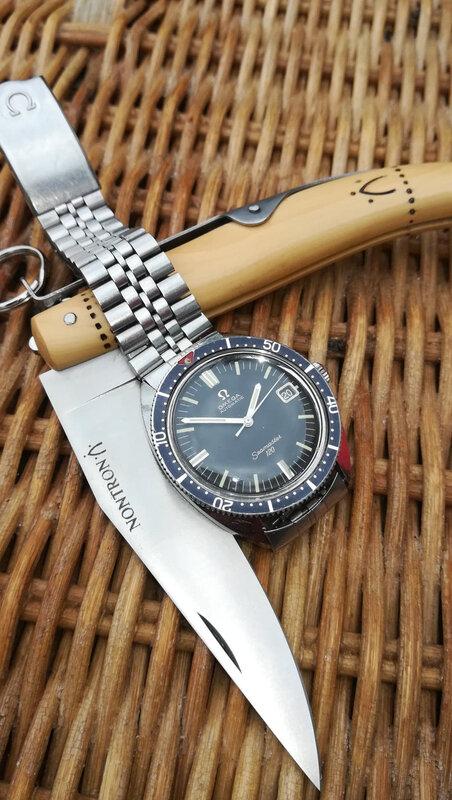 omega seamaster 120 et Nontron