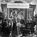 """""""power   play: china's empress dowager"""" @ the smithsonian's arthur m. sackler gallery"""