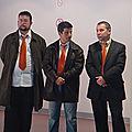 Cannes février 2008 R1 (2) Les arbitres