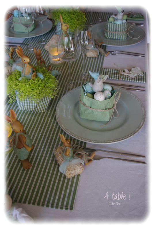 pâques bleu-vert 107