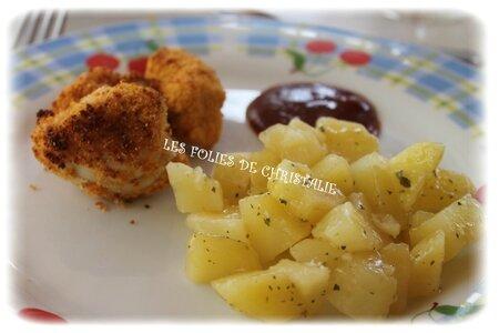 Nuggets de poulet 10