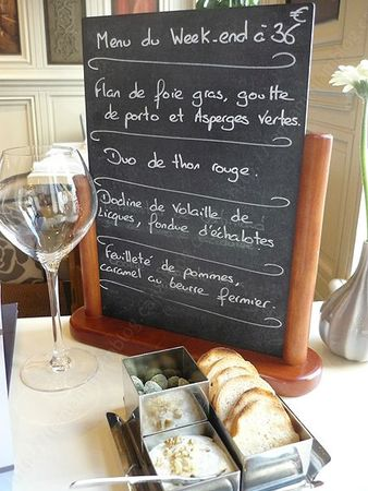 menu du week end Monsieur Jean PLUS amuse bouche copie