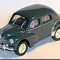 Renault 4cv berline grand luxe ...
