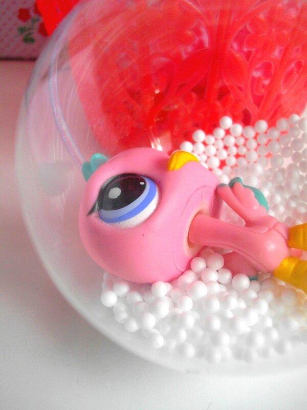 autruche-my-little-petshop-boule-noël-polystyrène-diy-tuto