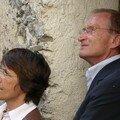 Jean Mazas et sa femme (je t'avais parlé de lui ?)