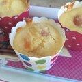 Muffins coco abricot