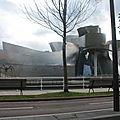Bilbao, musée Guggenheim (Espagne)
