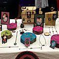 Mon stand du marché des créateurs de saint jans cappel