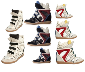 ISABEL MARANT SNEAKERS TENNIS SHOES