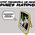 Boutef financera un musée l. matoub !