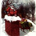 Père Noël. 27. Print Artist.