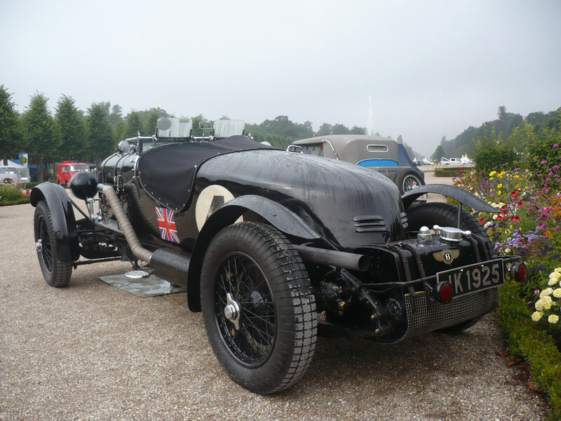 BENTLEY 4 1-2 Litre Supercharged Le Mans 1931 Schwetzingen (2)